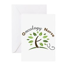Oncology Nurse Greeting Cards (Pk of 10)