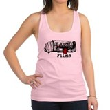 Northern exposure Womens Racerback Tanktop