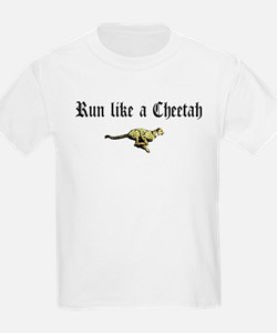 Running Cheetah T-Shirt