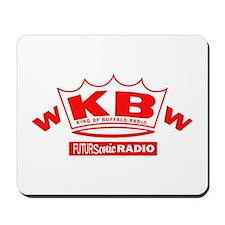 WKBW Buffalo 1960s -  Mousepad