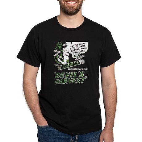 Devil's Harvest Black T-Shirt