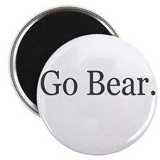 Funny Gay bear Magnet
