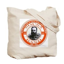 John Phillip Sousa Tour Tote Bag