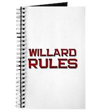 willard rules Journal