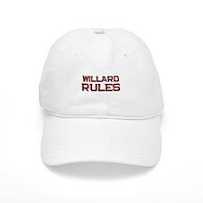 willard rules Baseball Cap