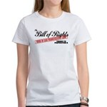 Bill of Rights (San Francisco Women's T-Shirt