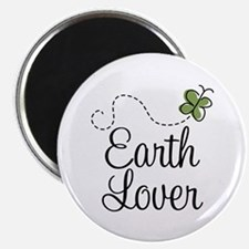 Earth Lover Magnet