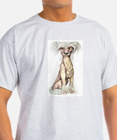 Chinese Crested Hairless T-Shirt