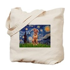 Starry / R Ridgeback Tote Bag