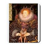 Queen / R Ridgeback Mousepad