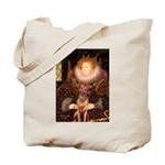 Queen / R Ridgeback Tote Bag