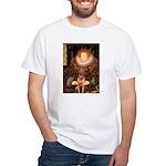 Queen / R Ridgeback White T-Shirt