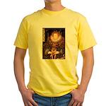 Queen / R Ridgeback Yellow T-Shirt