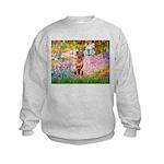 Garden / R Ridgeback Kids Sweatshirt