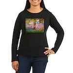 Garden / R Ridgeback Women's Long Sleeve Dark T-Sh
