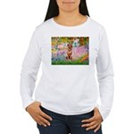 Garden / R Ridgeback Women's Long Sleeve T-Shirt