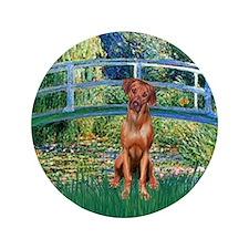 """Garden / R Ridgeback 3.5"""" Button (100 pack)"""