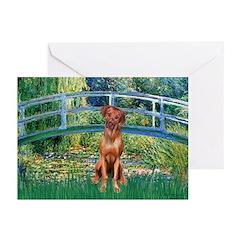 Garden / R Ridgeback Greeting Cards (Pk of 20)