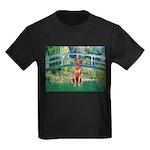Garden / R Ridgeback Kids Dark T-Shirt