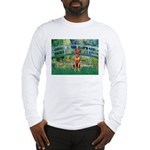 Garden / R Ridgeback Long Sleeve T-Shirt