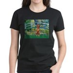 Garden / R Ridgeback Women's Dark T-Shirt