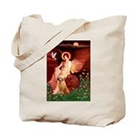 Angel / R Ridgeback Tote Bag