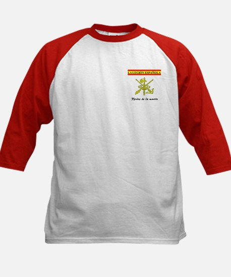 Spanish Legion Kids Baseball Jersey