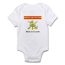 Spanish Legion Infant Bodysuit