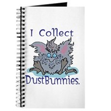I Collect Dust Bunnies Journal