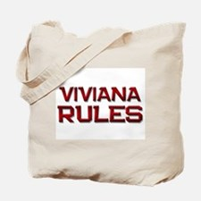 viviana rules Tote Bag