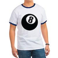 8 Ball Ringer T