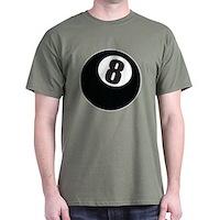 8 Ball Dark T-Shirt