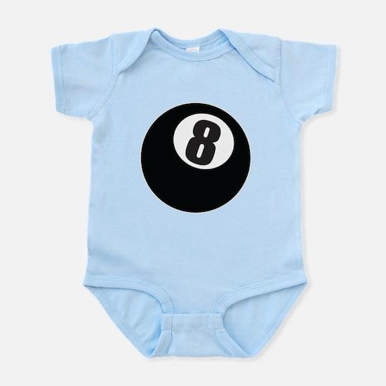 8 Ball Infant Bodysuit