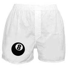 8 Ball Boxer Shorts