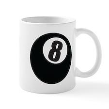 8 Ball Small Mug