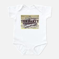 Massaschusetts Infant Bodysuit