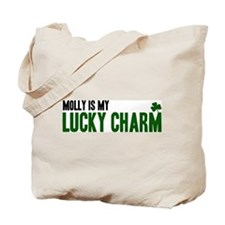 Molly (lucky charm) Tote Bag