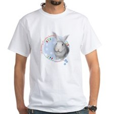 Funny White rabbit Shirt