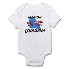 mamou louisiana - been there, done that Infant Bod