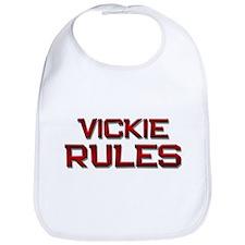 vickie rules Bib