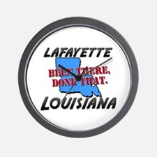 lafayette louisiana - been there, done that Wall C