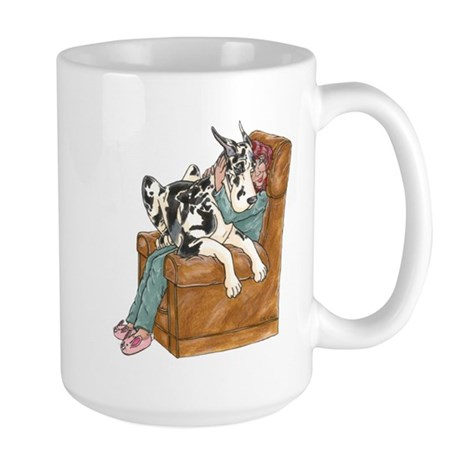 CH Chair Hug Large Mug