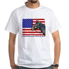 Nothing beats the American Mule Shirt