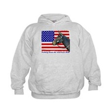 Nothing beats the American Mule Hoodie