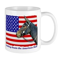 Nothing beats the American Mule Mug