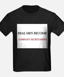 Real Men Become Company Secretaries T