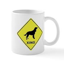 Water Spaniel Crossing Mug