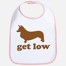 Get Low Corgi Bib