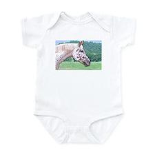 Leopard Appaloosa Meadow Infant Bodysuit