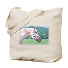 Leopard Appaloosa Meadow Tote Bag